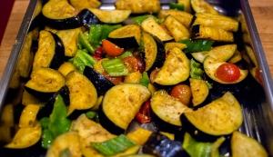 färdigmarinerade grönsaker