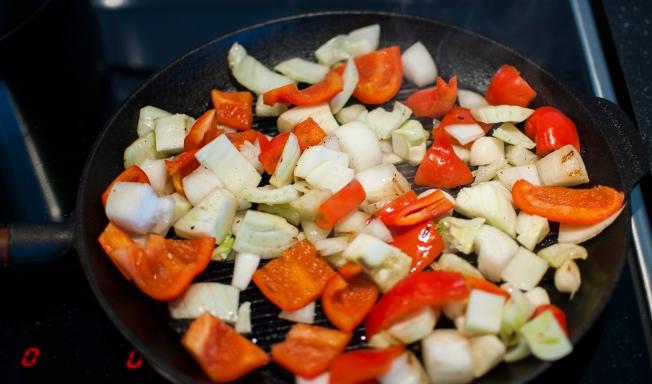 veckansvego grilla gazpachogrönsaker