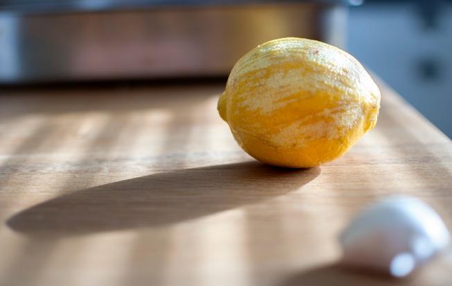 veckansvego riven citron