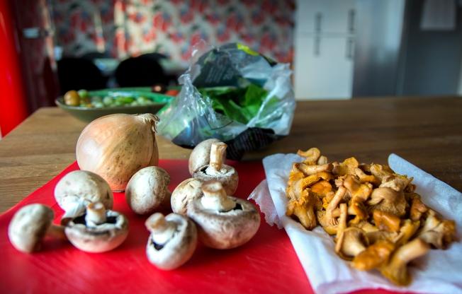 veckansvego ingredienser svampcrepes