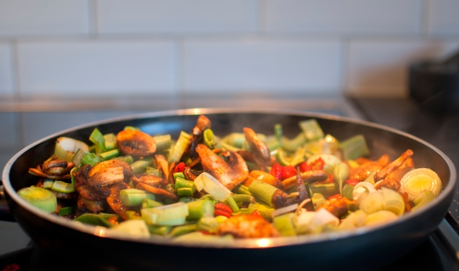 veckansvego stekta enchiladaingredienser