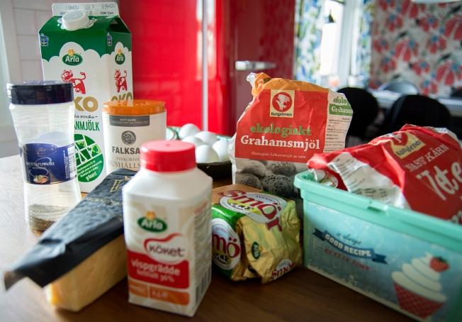 veckansvego ingredienser västerbottenpaj