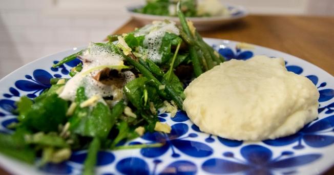 veckansvego portabello med potatispure1