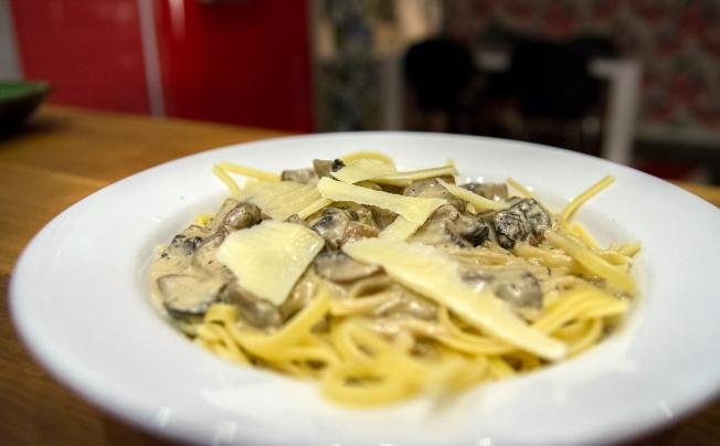 veckansvego färdig pasta funghi2