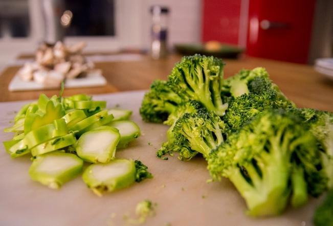 veckansvego färsk broccoli