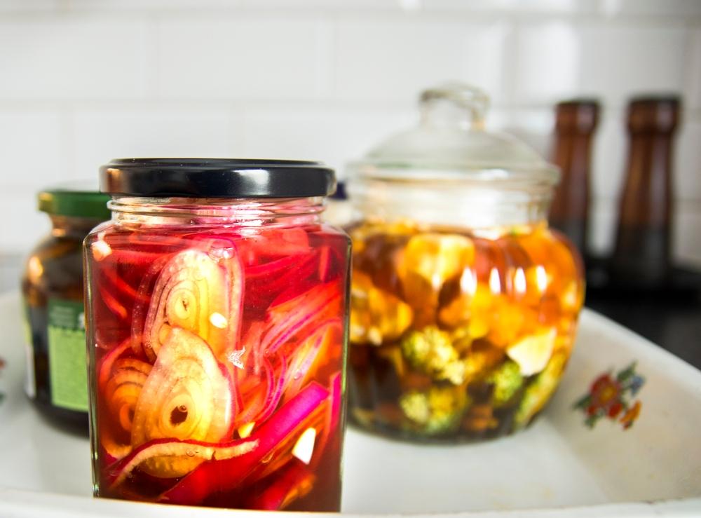 veckansvego picklade grönsaker1