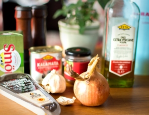 veckansvego ingredienser pasta carbonara