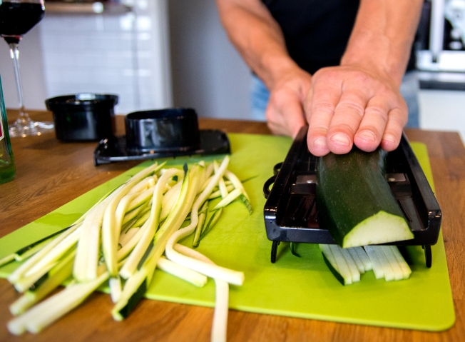 veckansvego så gör du zucchinispaghetti