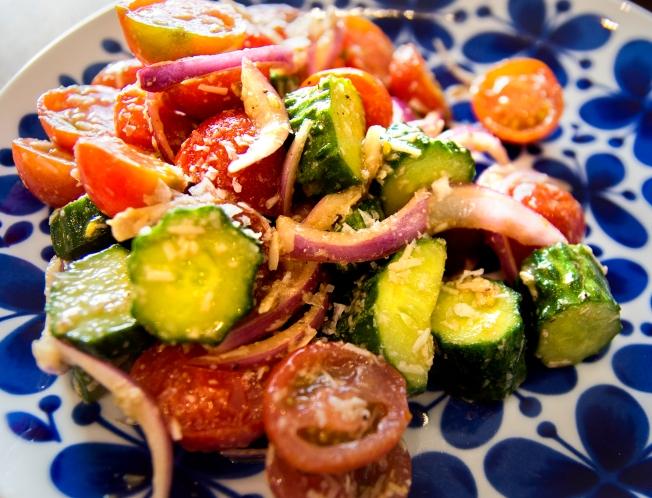 veckansvego färdig tomatsallad i skördetid2