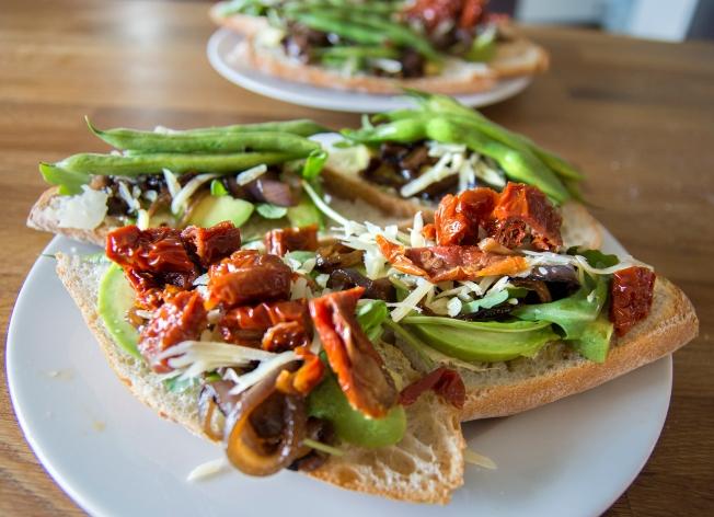 veckansvego färdiga lunchmackor med variation2